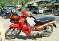 Koh Chang moped