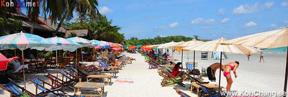 Koh Samet - Hat Sai Beach