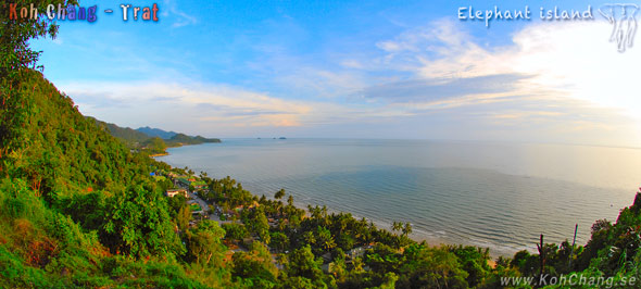 White Sand Beach Viewpoint, Koh Chang
